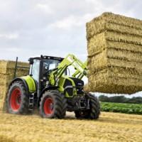 科乐收 拖拉机  CLAAS 产品  FL 150–60 / FL C 120–40