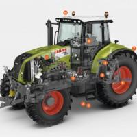 科乐收 拖拉机  CLAAS 产品   XERION 5000 / 4500 / 4000