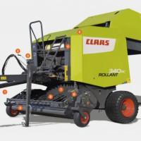 科乐收 方捆机 CLAAS产品 ROLLANT 375 / 374